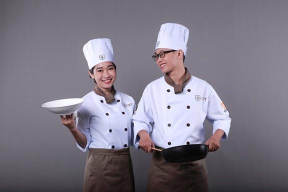 học nghề đâu bếp