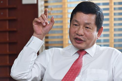 Chủ tịch Trương Gia Bình: FPT cần tái sinh để ngày càng lớn mạnh.